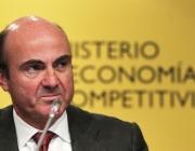 Luis de Guindos, Ministre d'Economia i Competitivitat