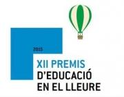 12a convocatòria dels Premis d'Educació en el Lleure
