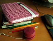 Llibretes. Imatge CC de la galeria de Flickr de malglam