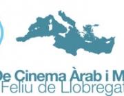 Logo de la Mostra de Cinema Àrab i Mediterrani de Sant Feliu de Llobregat