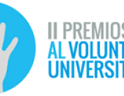 Logotip II Premis Voluntariat Universitari