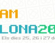 Logo de la Global Game Jam celebrada a Barcelona
