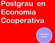 Postgrau en Economia Cooperativa