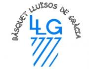 Logo del Bàsquet Lluïsos de Gràcia