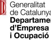 Logo Departament d'Empresa i Ocupació