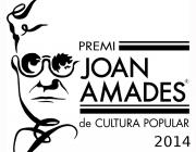 Logo del Premi Joan Amades