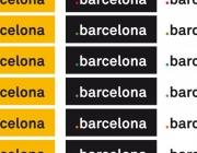 El domini .barcelona ja és pot reservar!