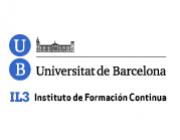 IL3-UB. Institut de Formació Contínua. Universitat de Barcelona