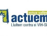 Logotip Actua Vallès