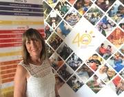 Lola de la Fuente, directora general de l'Associació Esclat