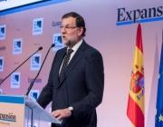 Mariano Rajoy a la roda de premsa. Font: Europa Press