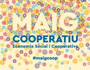 Logotip del Maig Cooperatiu del Baix Llobregat. Font: Ajuntament del Prat de Llobregat