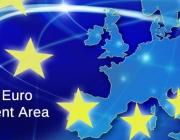 Mapa d'Europa. Àrea SEPA