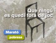 Imatge Marató Pobresa