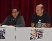 La Margarita García a la seva ponència del 9 de novembre