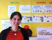 La Maria Nadeu és la directora de la Fundació Salut Alta de Badalona.