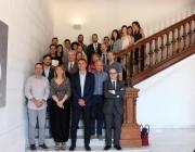 Foto de grup responsables projecte Marianao TéCor