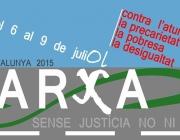 Imatge il·lustrativa de la III Marxa per una Catalunya sense atur, precarietat, pobresa i desigualtats