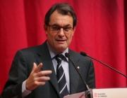Artur Mas, president de la Generalitat de Catalunya. Font: Premsa Gencat