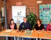 Presentació 'FEM Voluntariat, FES Voluntariat'