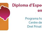 Diploma d'Especialització en Mediació