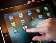 iPad Education in Use, fotografia de l'usuari Flickr Fixelpix David