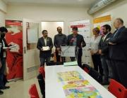 Imatge de la presentació del projecte a Sabadell