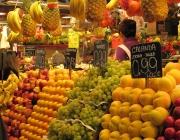 Mercat de La Boqueria. Font: Jose Gonzalvo Vivas (Flickr)