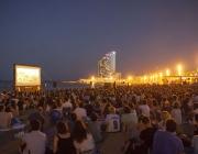 Sessió de Cinema Lliure a la Platja