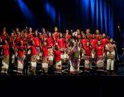 Malagasy Gospel en concert a Catalunya l'estiu del 2011. Font: Agua de Coco