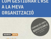 Curs: Com gestionar l'RSE a la meva organització