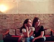 La mirada violeta (Meritxell Gené i Aina Torres)