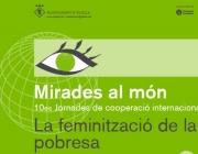 Cartell de l'esdeveniment. Font: Comissió de Cooperació Internacional de l'Ajuntament d'Alella