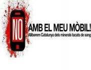 Entitats catalanes promouen la Campanya No amb el meu mòbil!