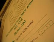 Model 390. Resum anual de l'IVA