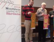 Montblanc, capital de la sardana 2018