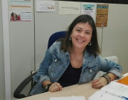 Montse Guirao.    Font: Esclat