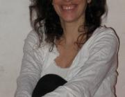 La Montse, una de les mares implicades amb l'institut i el barri