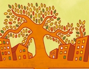 Part del cartell de la 8a Mostra d'Art Social de Mataró