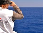 Voluntari de MSF al Mediterrani. Font: www.msf.org