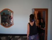 Joves escoltes fent tasques de rehabilitació a l'edició del 2014 del projecte La Murga. Foto: FCEG