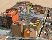 Disseny del futur Museu Casteller de Valls