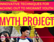 Logo de Myth Project, Innovative Techniques for reaching out to migrant youth