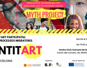 Curs de tècniques d'art participatiu, de MYth Project