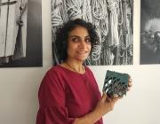 Nadia Ghulam és autora de diversos llibres, com