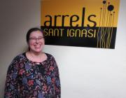 Natàlia Méndez, directora de la Fundació Social St. Ignasi de Loiola