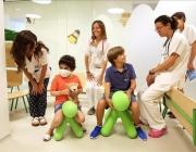 Imatge infants al parc d'atencions. Font: elperiódico.com