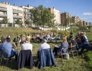 Els dies 8, 9 i 10 d'octubre, Barcelona i Sant Feliu de Llobregat han estat capitals de l'agricultura urbana. Font: Neus Solà