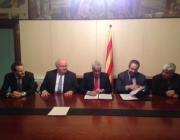 Imatge de presentació de l'acord. Font: web gencat.cat