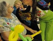 El pallasso hospitalari: Riure per viure